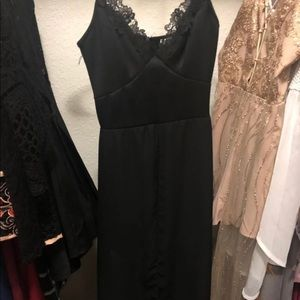 High-Low Charlotte Russe Romper